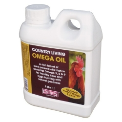 Equimins Country Living Omega Oil