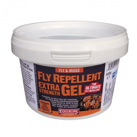 Equimins Fly Repellent Gel Extra Strength **