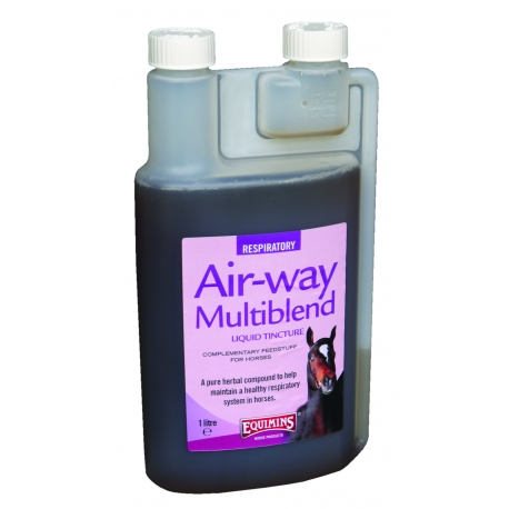 Equimins Air - Way Liquid Herbal Tincture