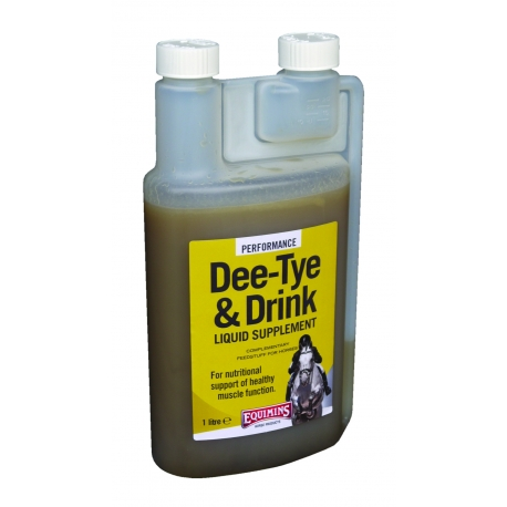 Equimins Dee-Tye & Drink Liquid Supplement