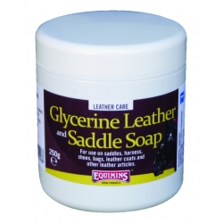Equimins Leather Tub Soap **