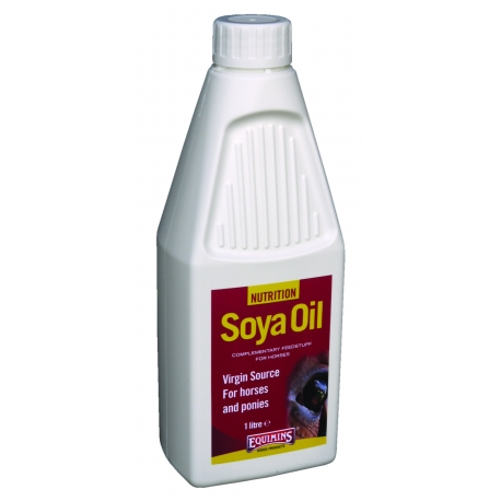 Equimins Soya Oil (Virgin)