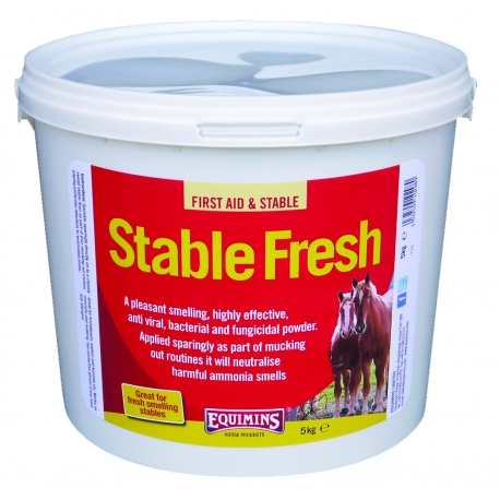 Equimins Stable Fresh Dry Bed Disinfectant Powder **