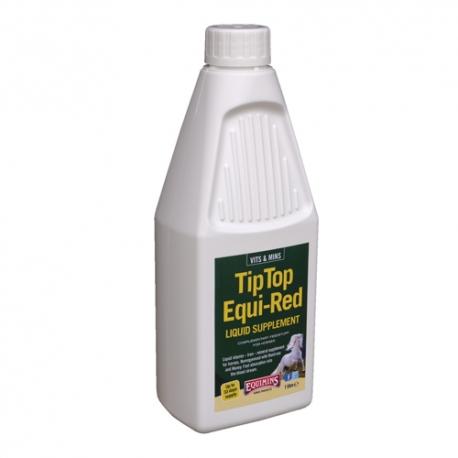 Equimins Tip Top Equi-Red Liquid Supplement