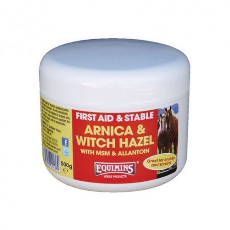Equimins Arnica & Witch Hazel Gel **