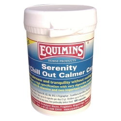 Equimins Serenity Riders Chill Out Calmer Capsules **