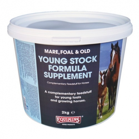 Equimins Young Stock Formula Supplement
