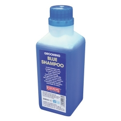 Equimins Blue Shampoo for Grey Horses**