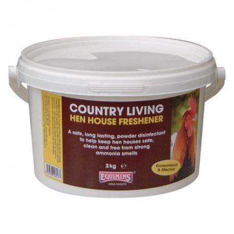 Equimins Hen House Freshener - Dry Disinfectant Powder **