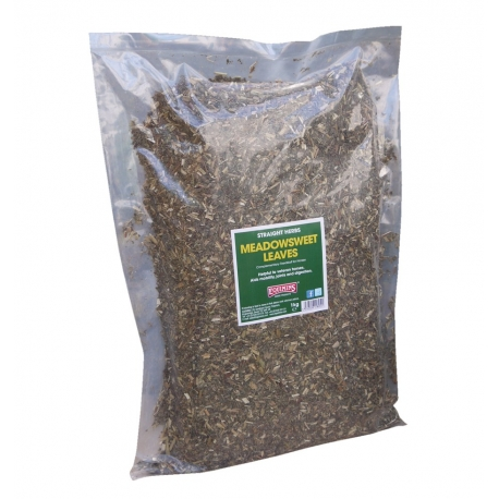 Equimins Straight Herbs Meadowsweet Leaves