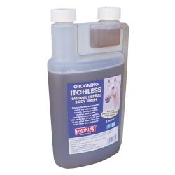 Itchless Natural Herbal Body Wash **