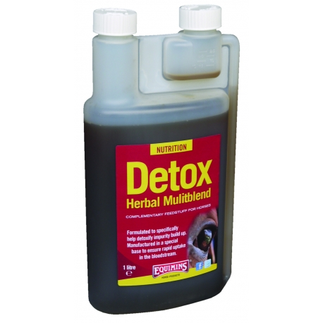 Equimins Detox Liquid Herbal Blend