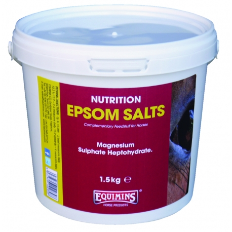 Equimins Epsom Salts (Magnesium Sulphate)