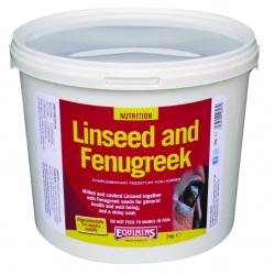 Equimins Linseed & Fenugreek