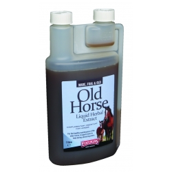 Equimins Old Horse Liquid Herbal Tincture