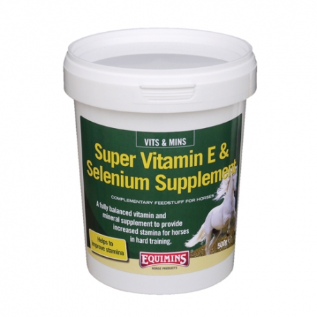Equimins Super Vitamin E Supplement