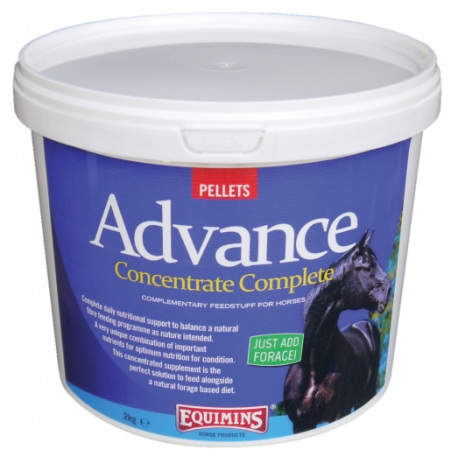 Equimins Advance Concentrate Pellets