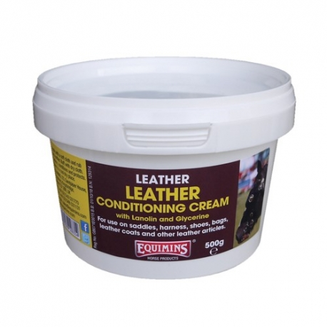 Equimins Leather Conditioning Cream **