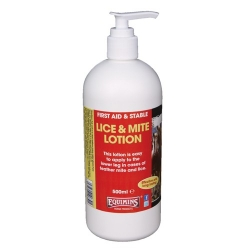 Equimins Lice & Mite Lotion **